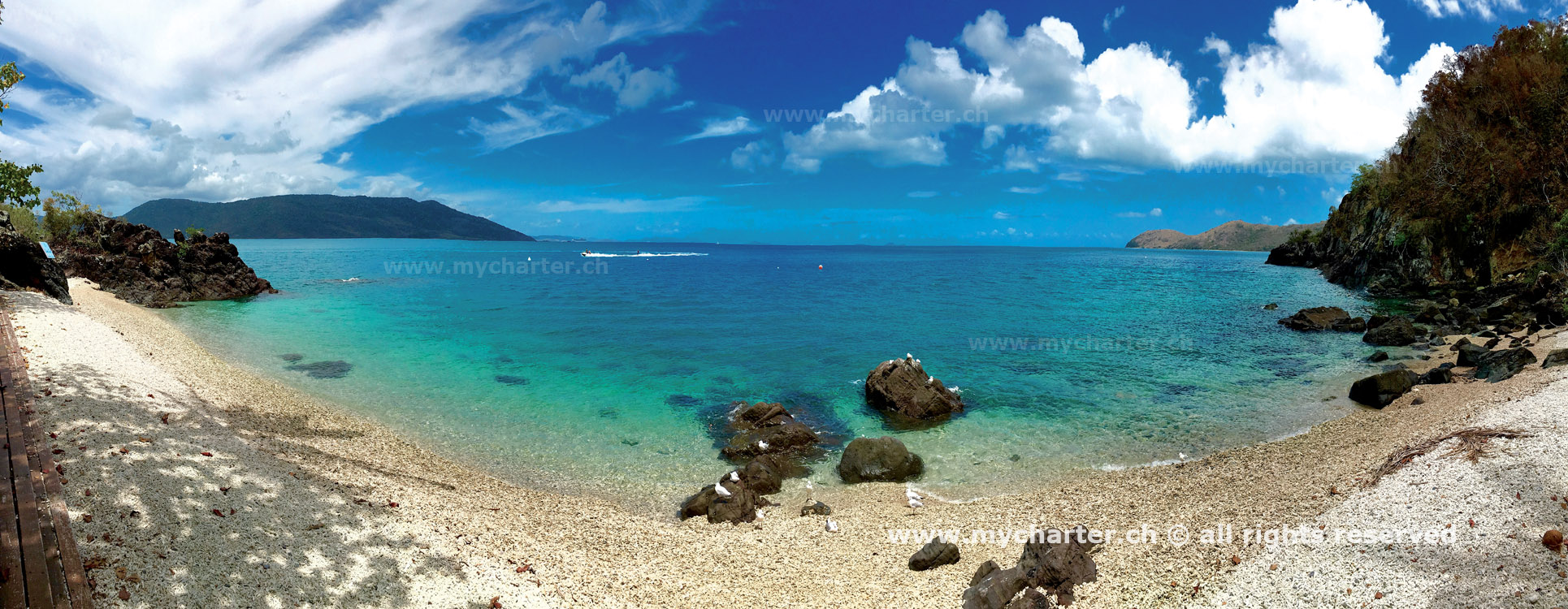 Yachtcharter Australien - Daydream Island
