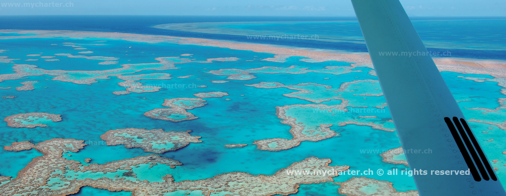 Yachtcharter Australien - Great Barrier Reef