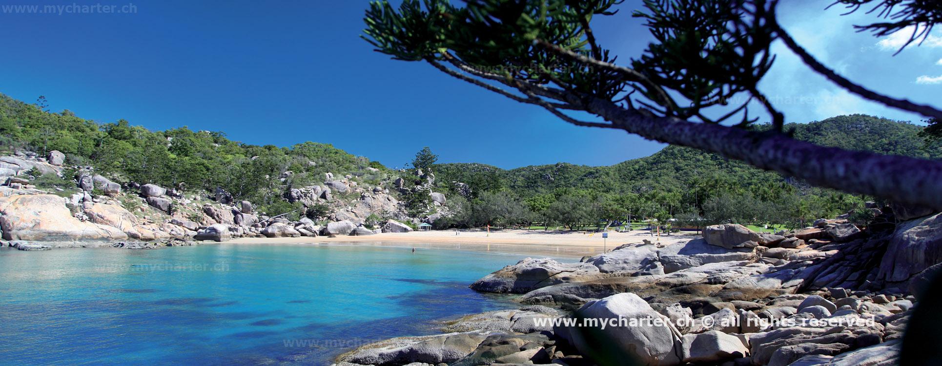 Yachtcharter Australien - Magnetic Island