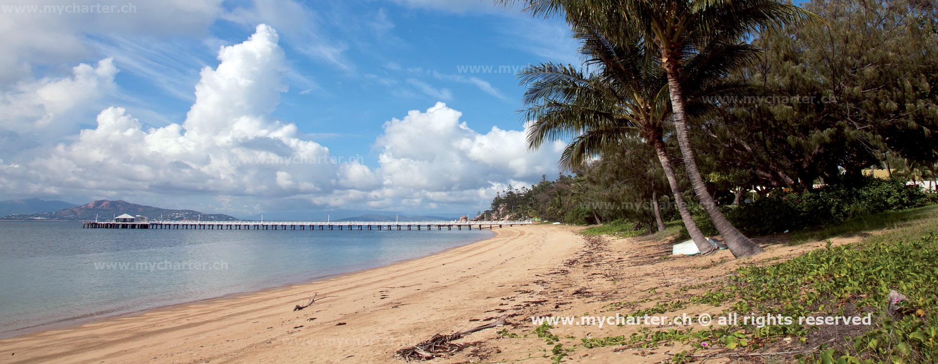 Yachtcharter Australien - Nelly Beach