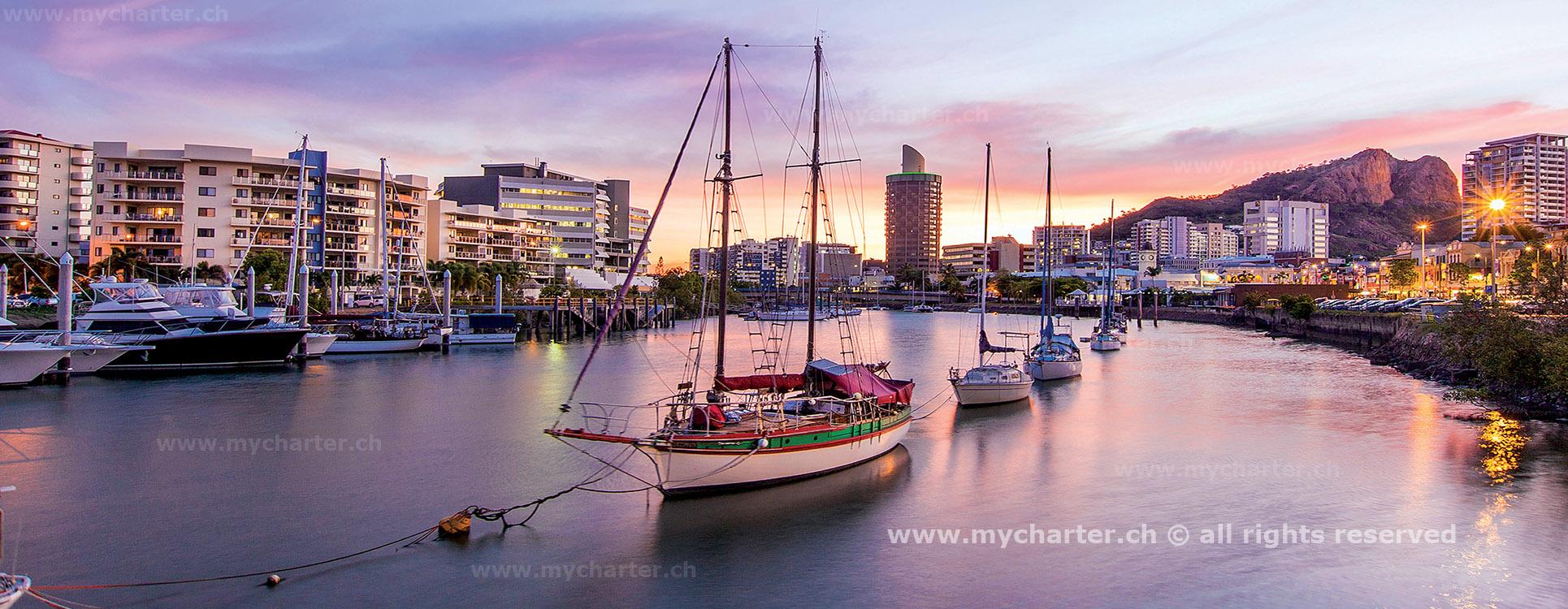 Yachtcharter Australien - Townsville