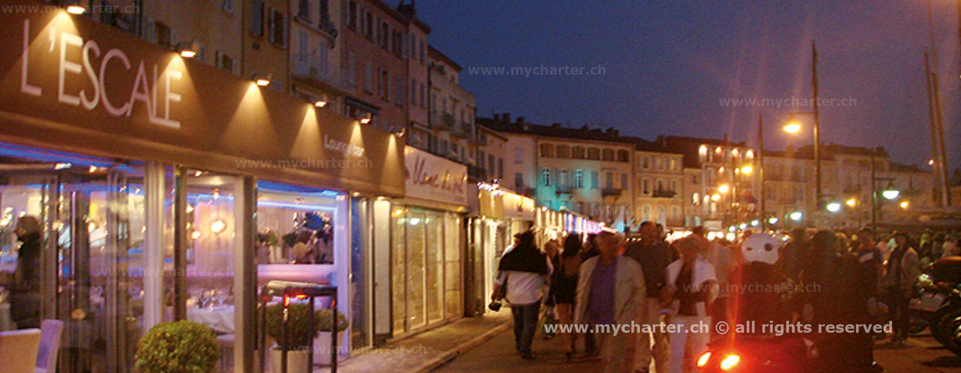 Côte d'Azur - St Tropez