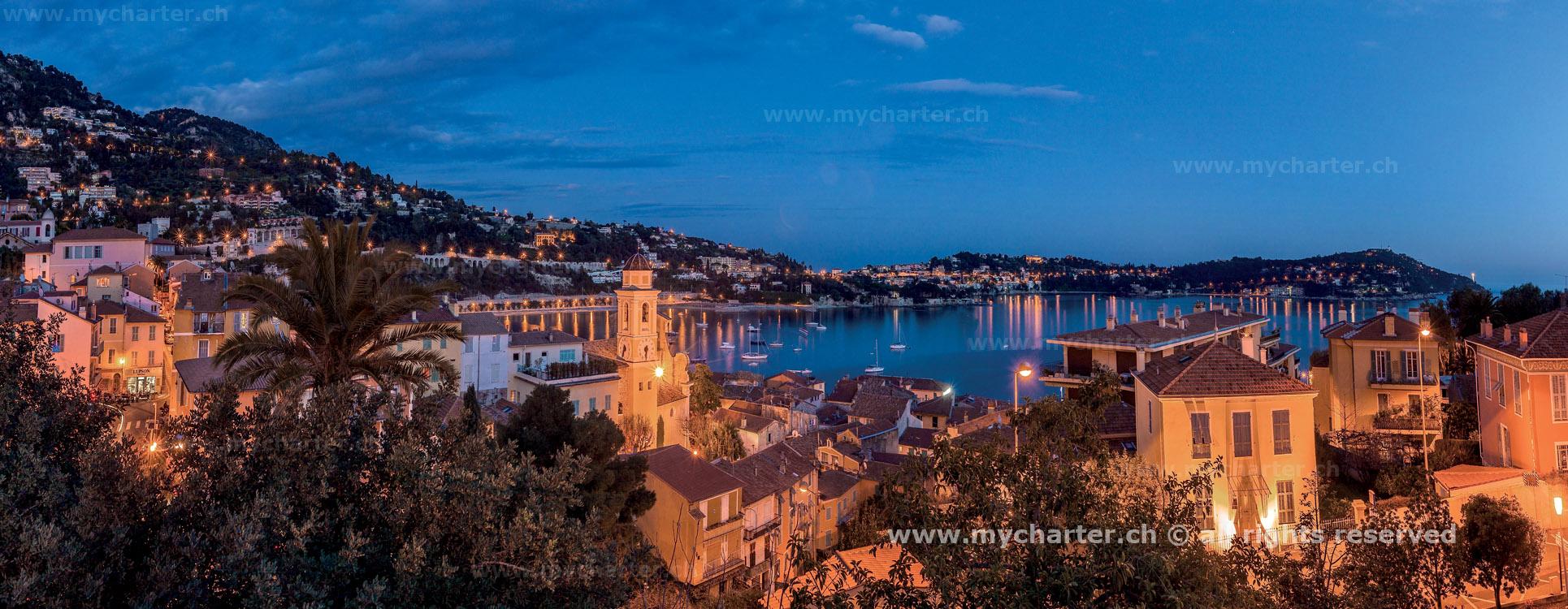 Côte d'Azur - Villefranche sur Mer