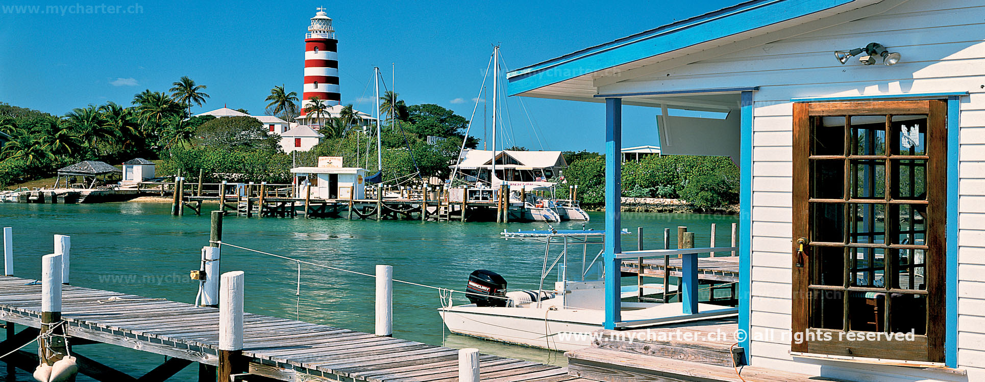 Bahamas - Hope Town of Elbow Cay -Abacos