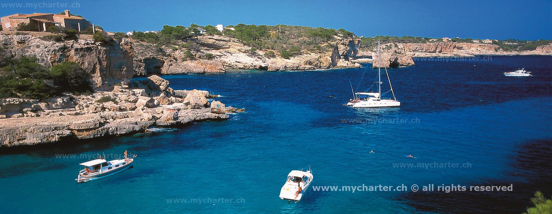 Mallorca - Cala Lombards
