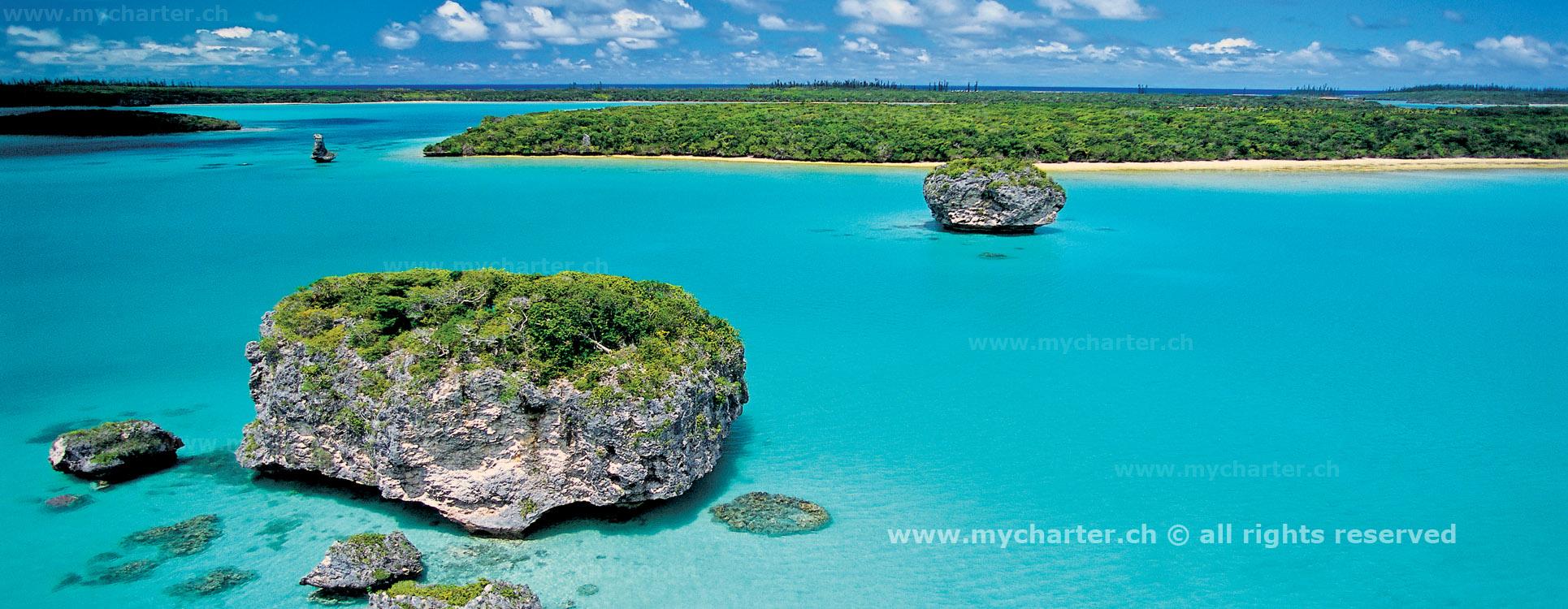 Neukaledonien - Baie d'Upi