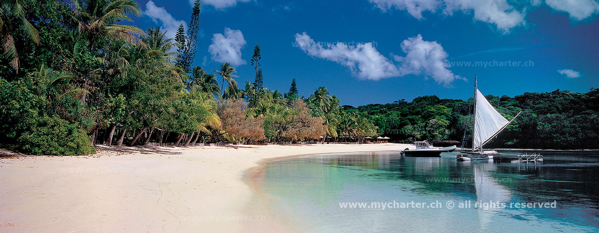 Neukaledonien - Baie de Kanumera