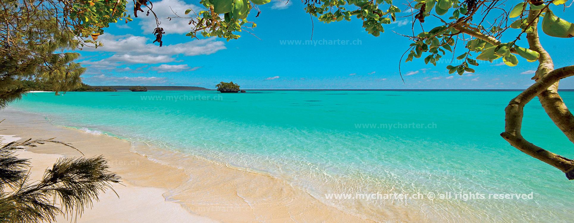 Neukaledonien - Ile Lifou