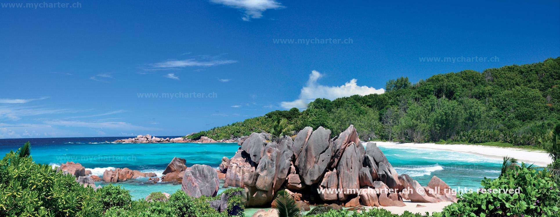 Seychellen - Anse Coco