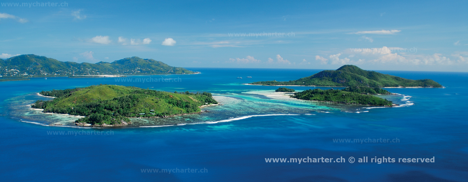 Seychellen - St Anne