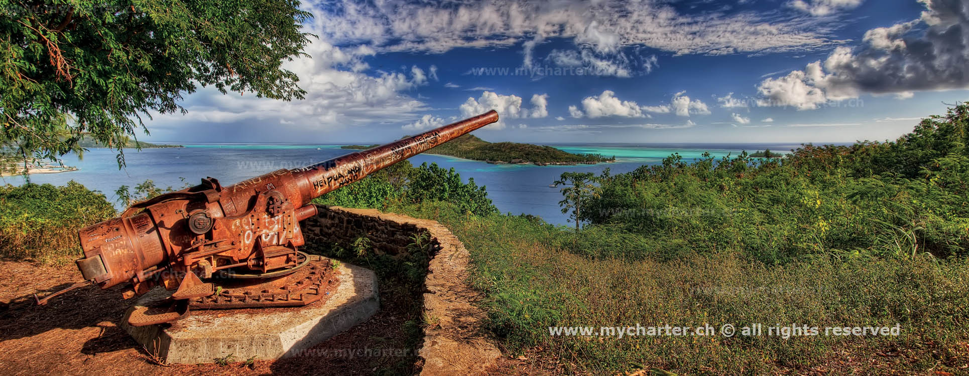 Tahiti Insel Bora Bora