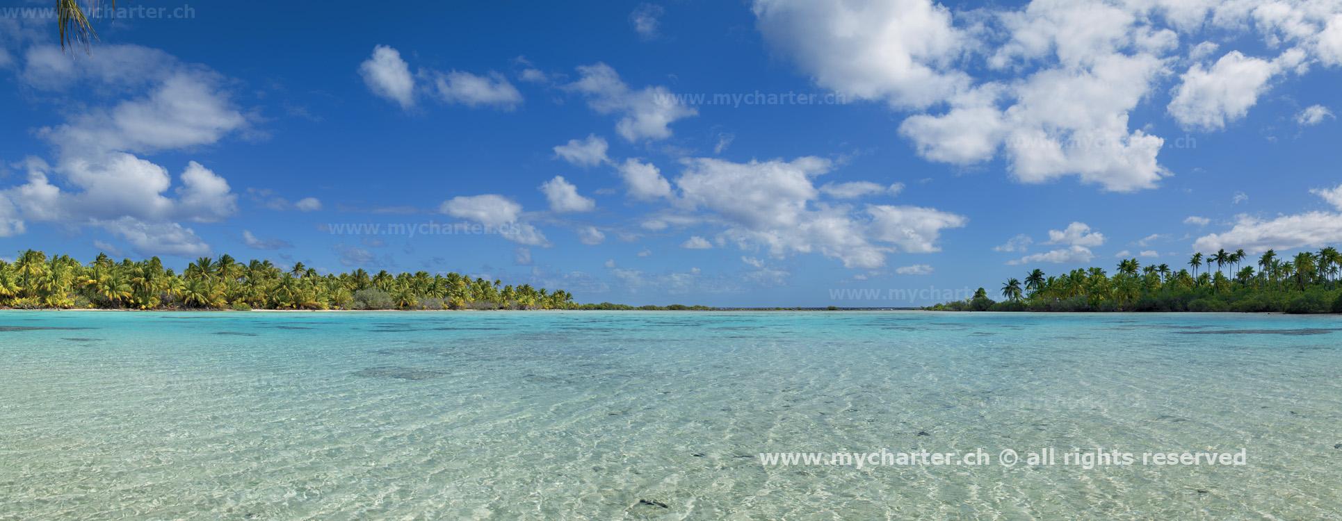 Tahiti Insel Fakarawa
