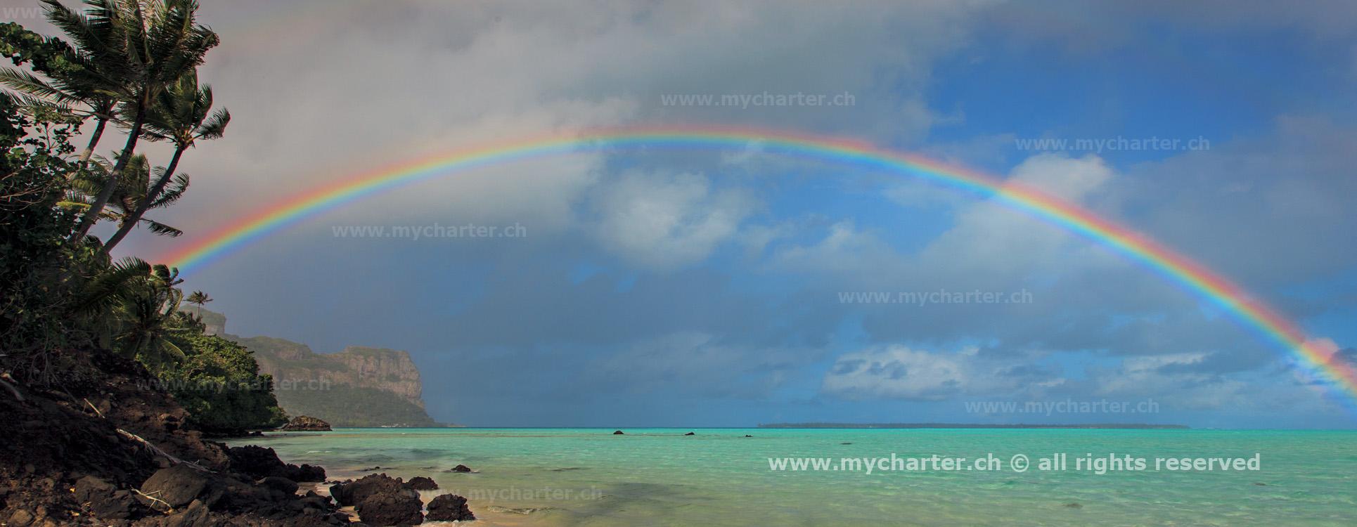 Tahiti Insel Maupiti