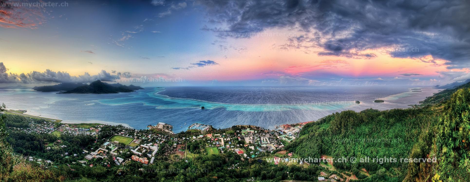 Tahiti Insel Raiatea