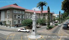 Seychellen - Victoria - Mahé