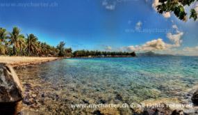 Törn Tahiti - Insel Tahiti