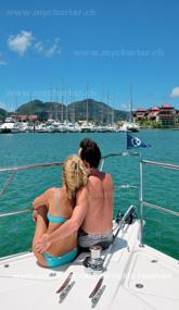 Seychellen - Eden Island