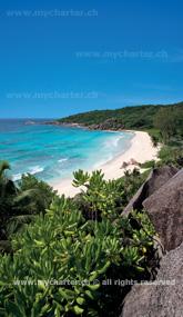Seychellen - Grande Anse - La Digue