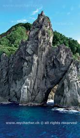 Küste von Dominica