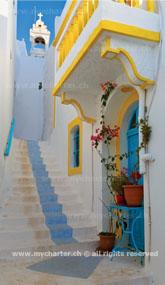 Griechenland - Nysiros
