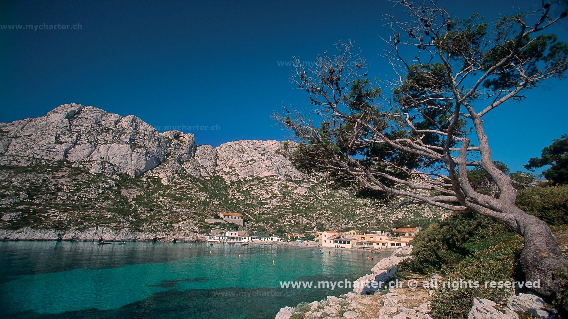 Côte d'Azur - Insel Poquerolles