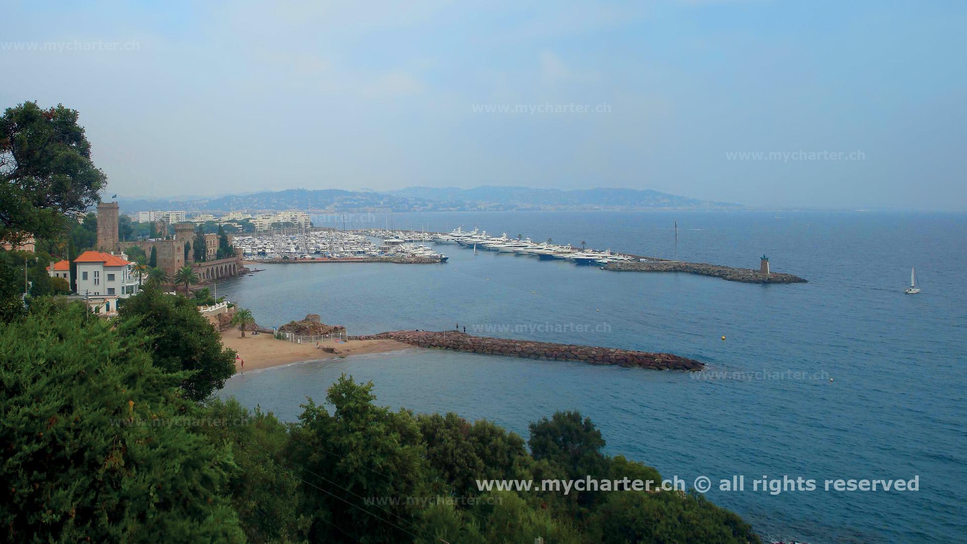 Côte d'Azur - Mandelieu la Napoule