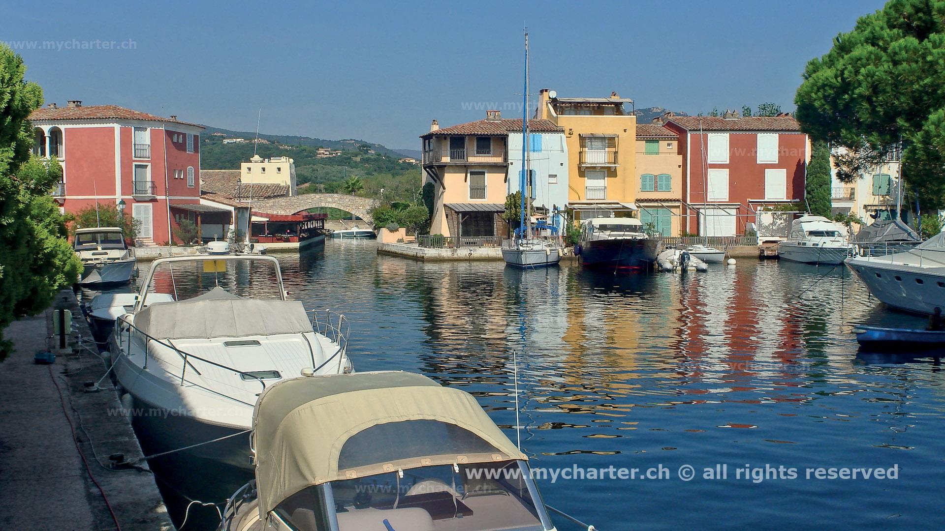 Côte d'Azur - Port Grimaud