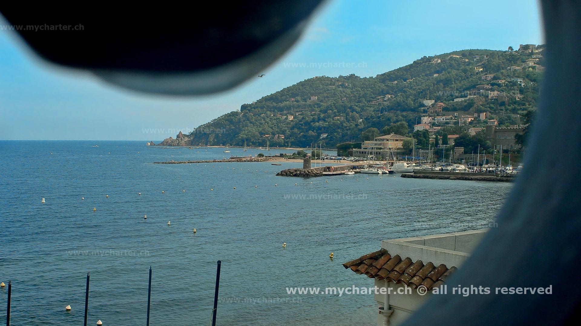 Côte d'Azur - Téhoule-sur-Mer
