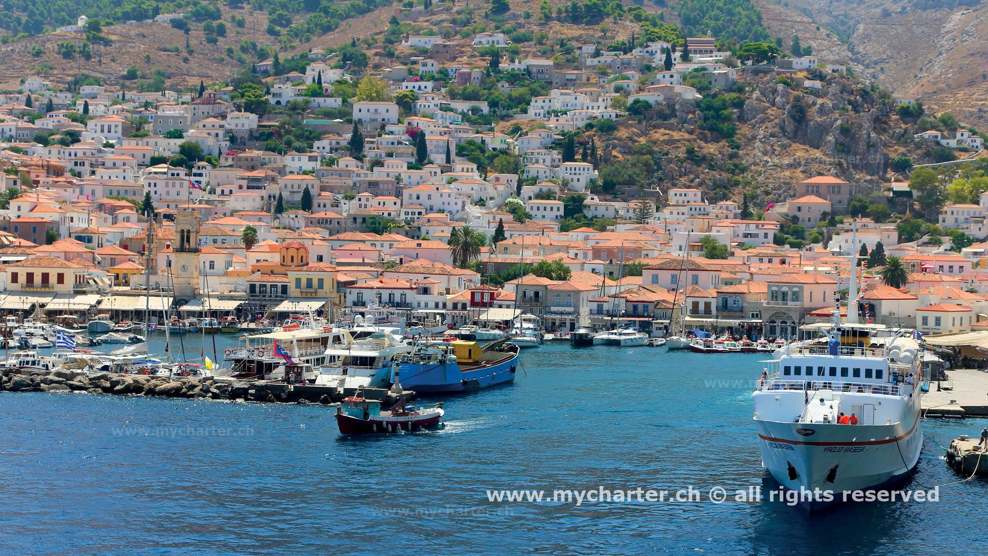 Griechenland - Aegina