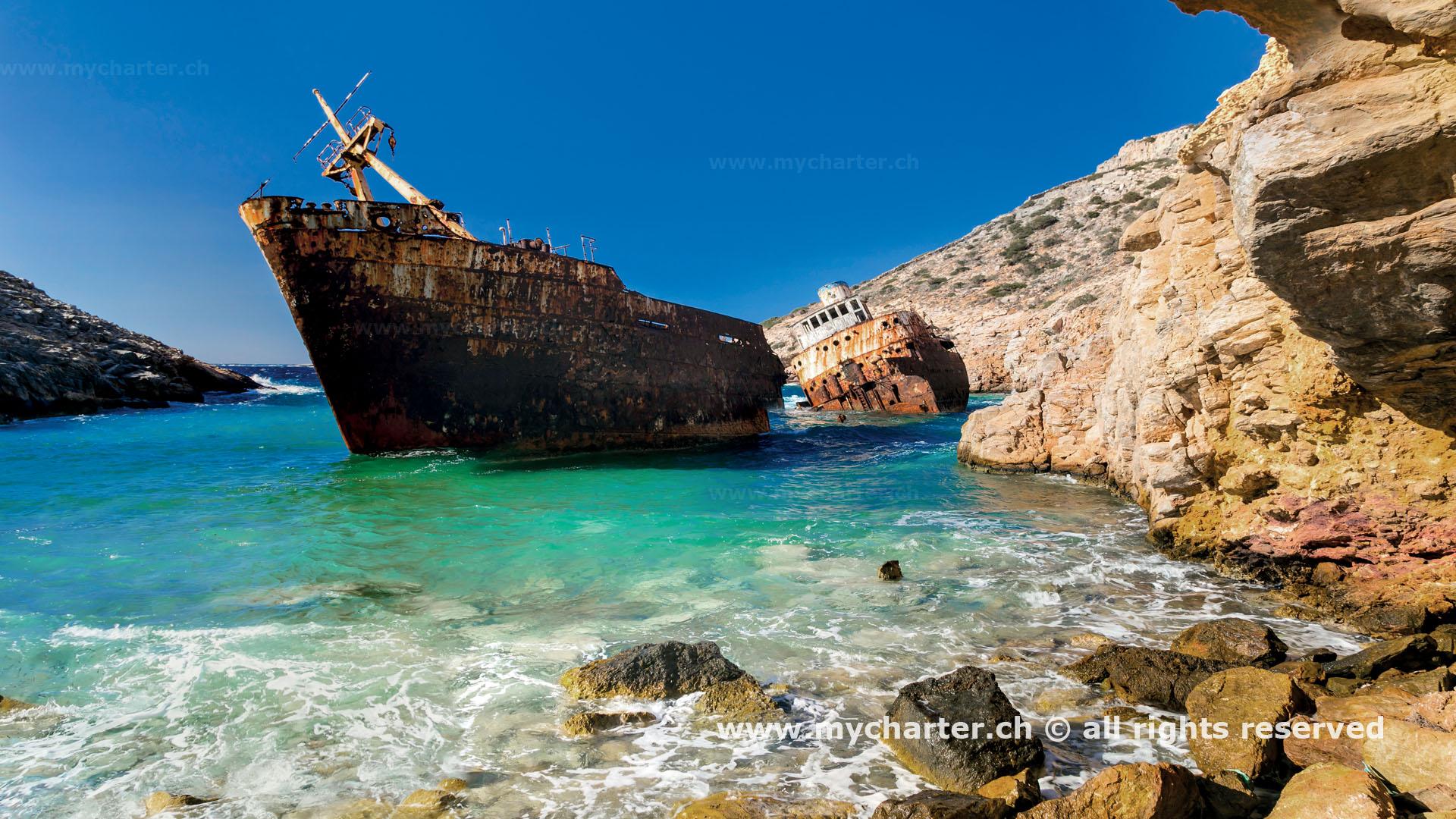 Griechenland - Amorgos