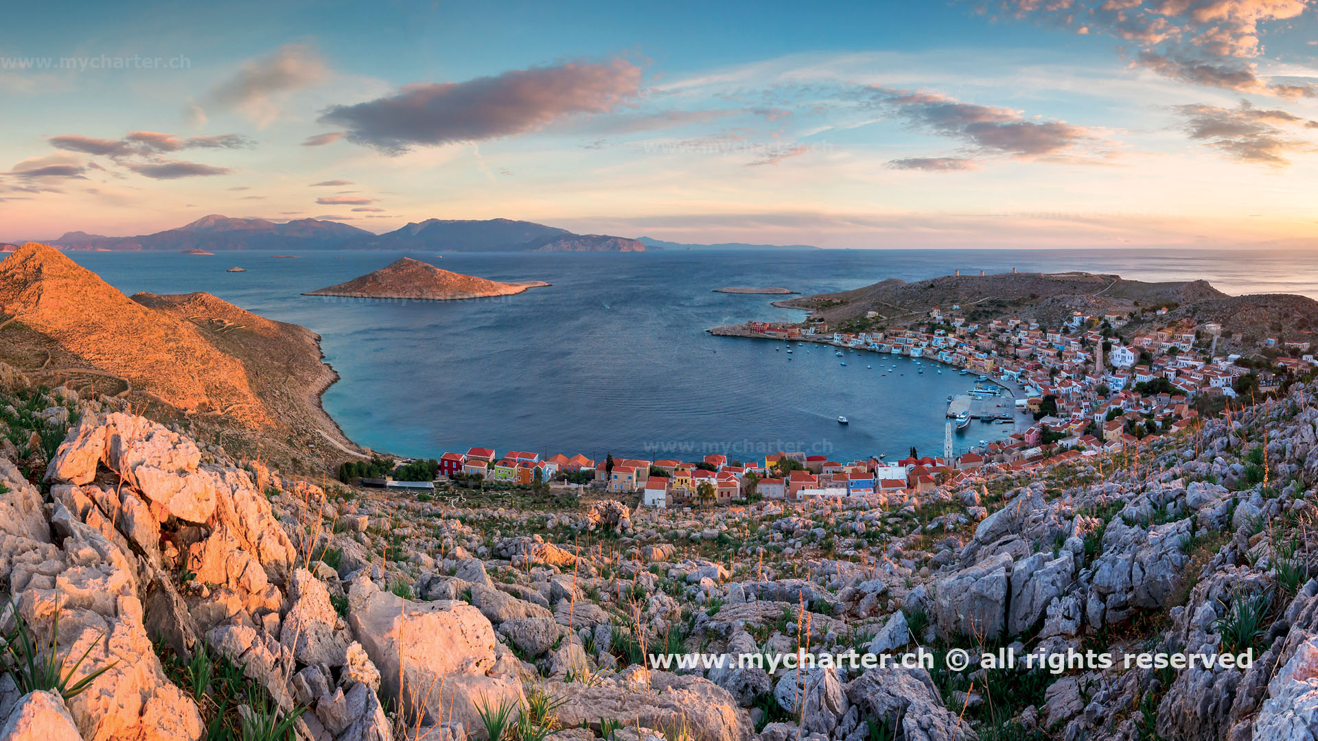 Griechenland - Chalki