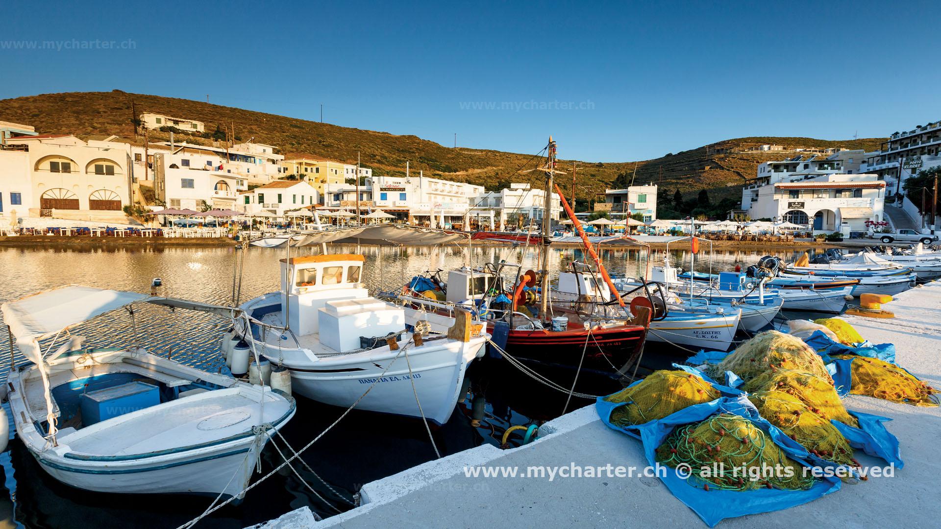 Griechenland - Kythnos