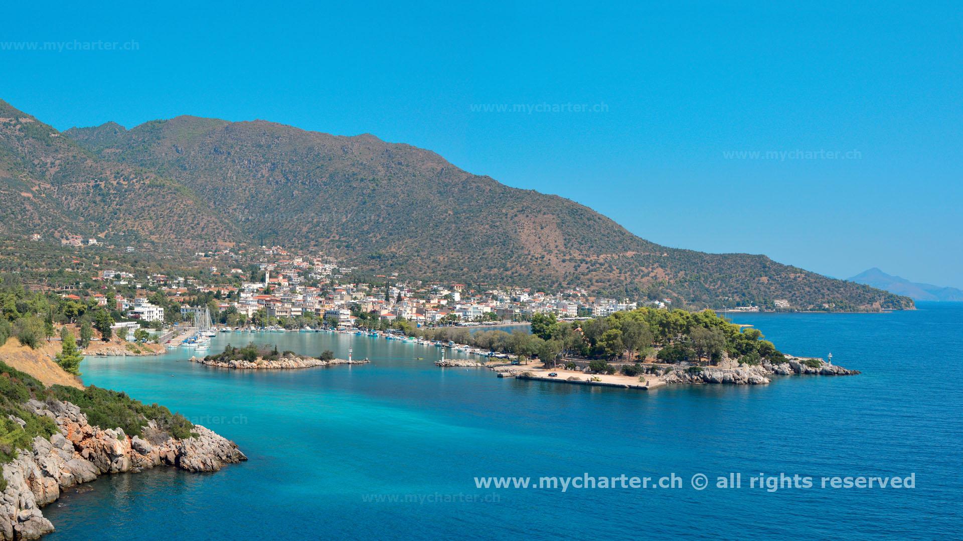 Griechenland - Methana