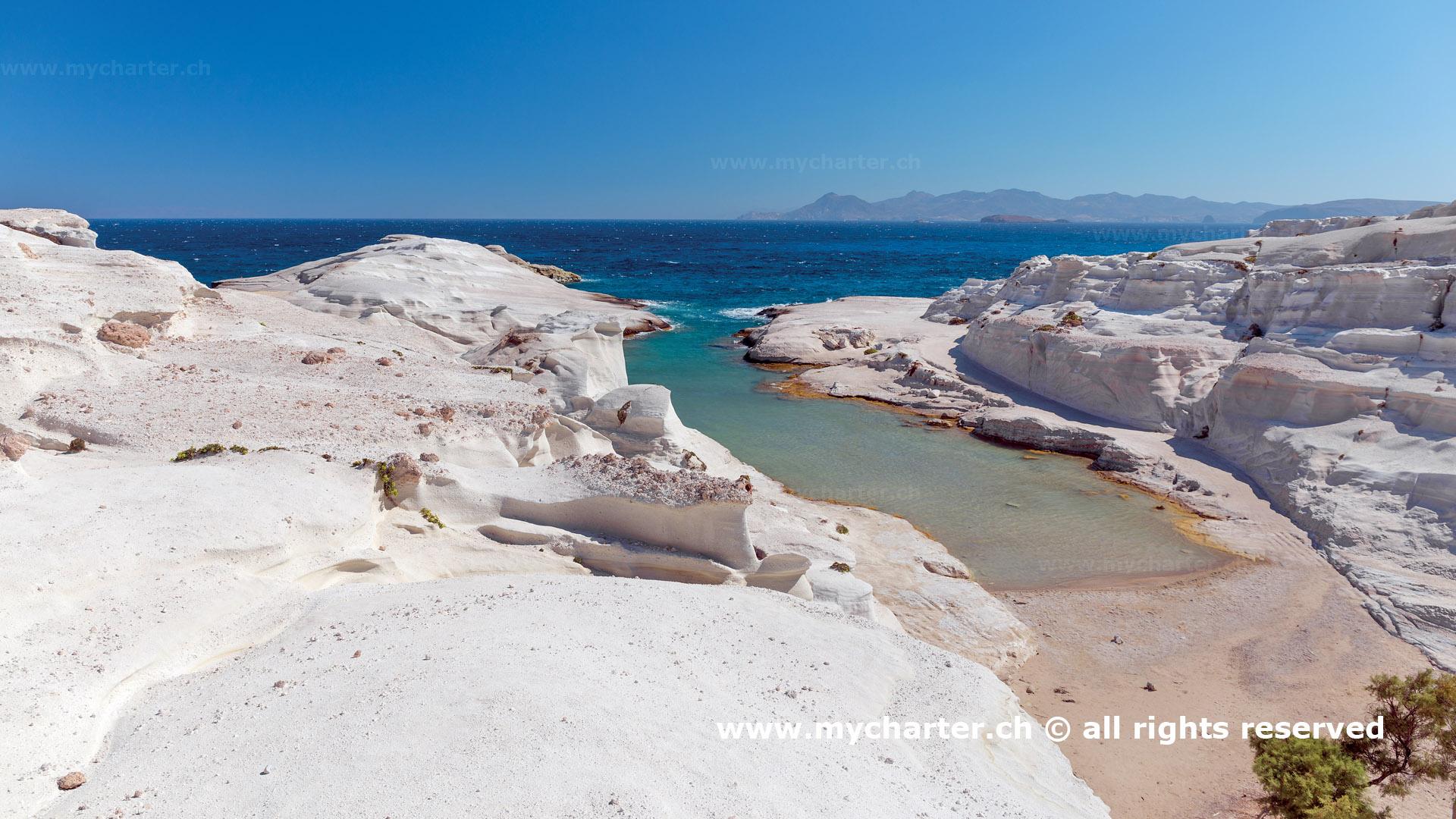 Griechenland - Milos