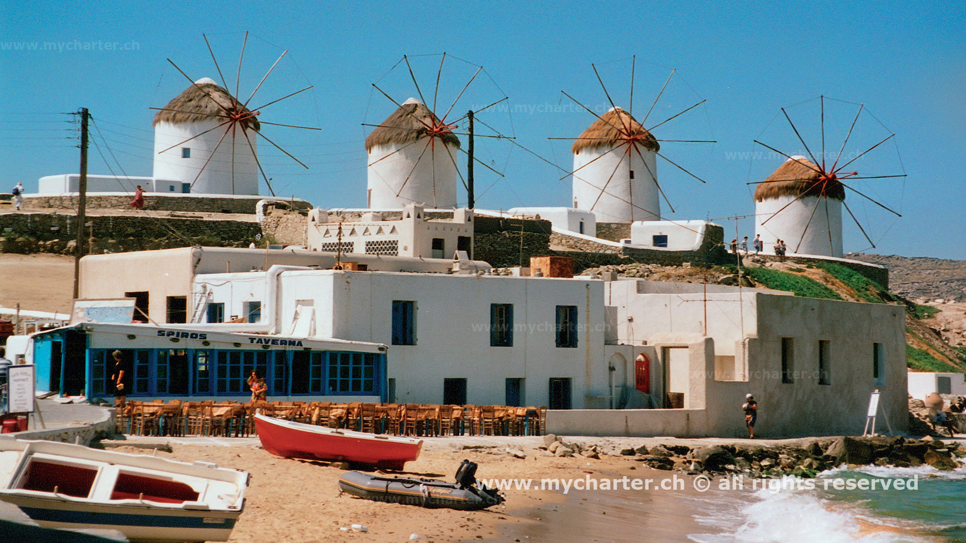 Griechenland - Mikonos