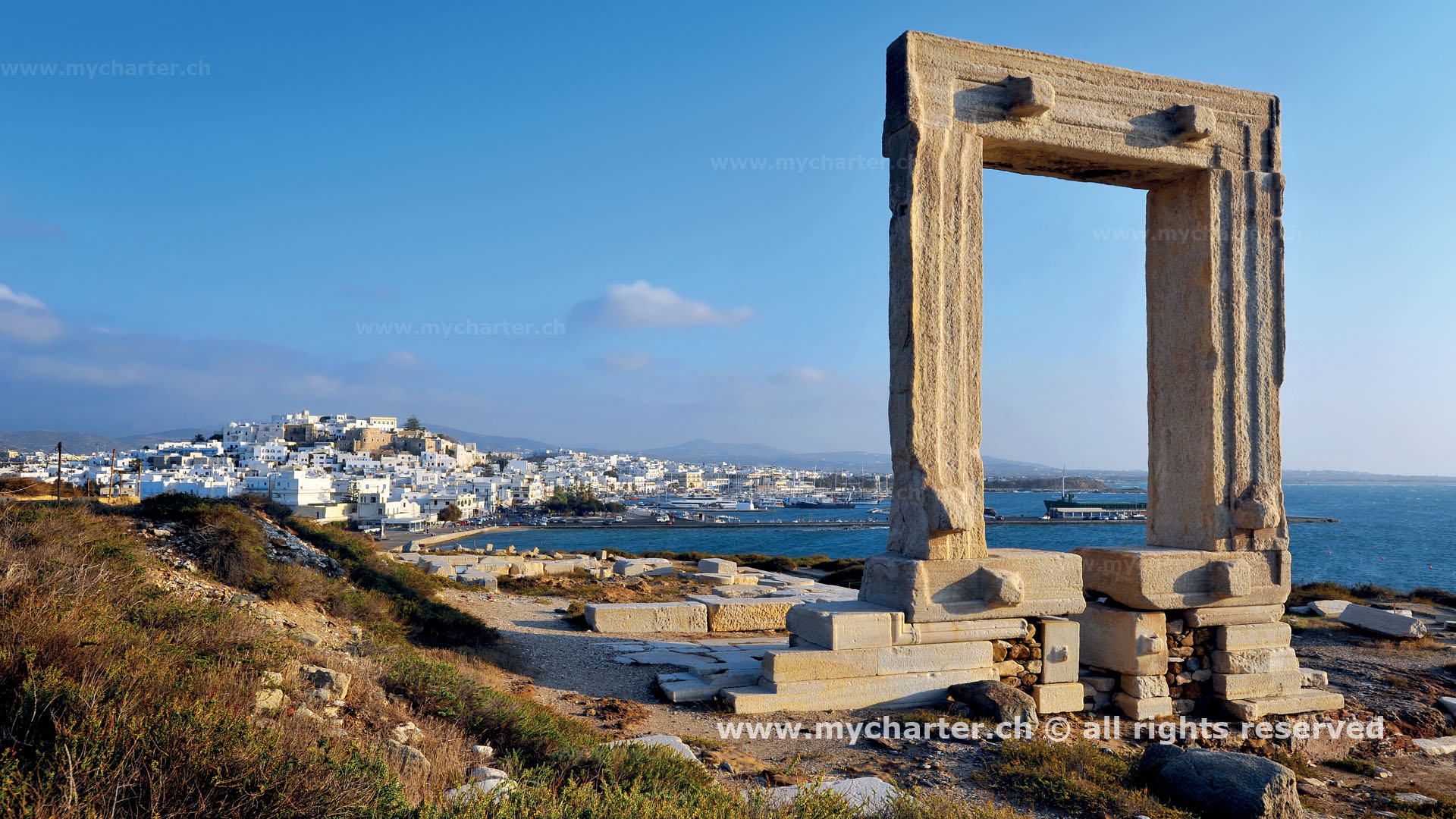 Griechenland - Naxos