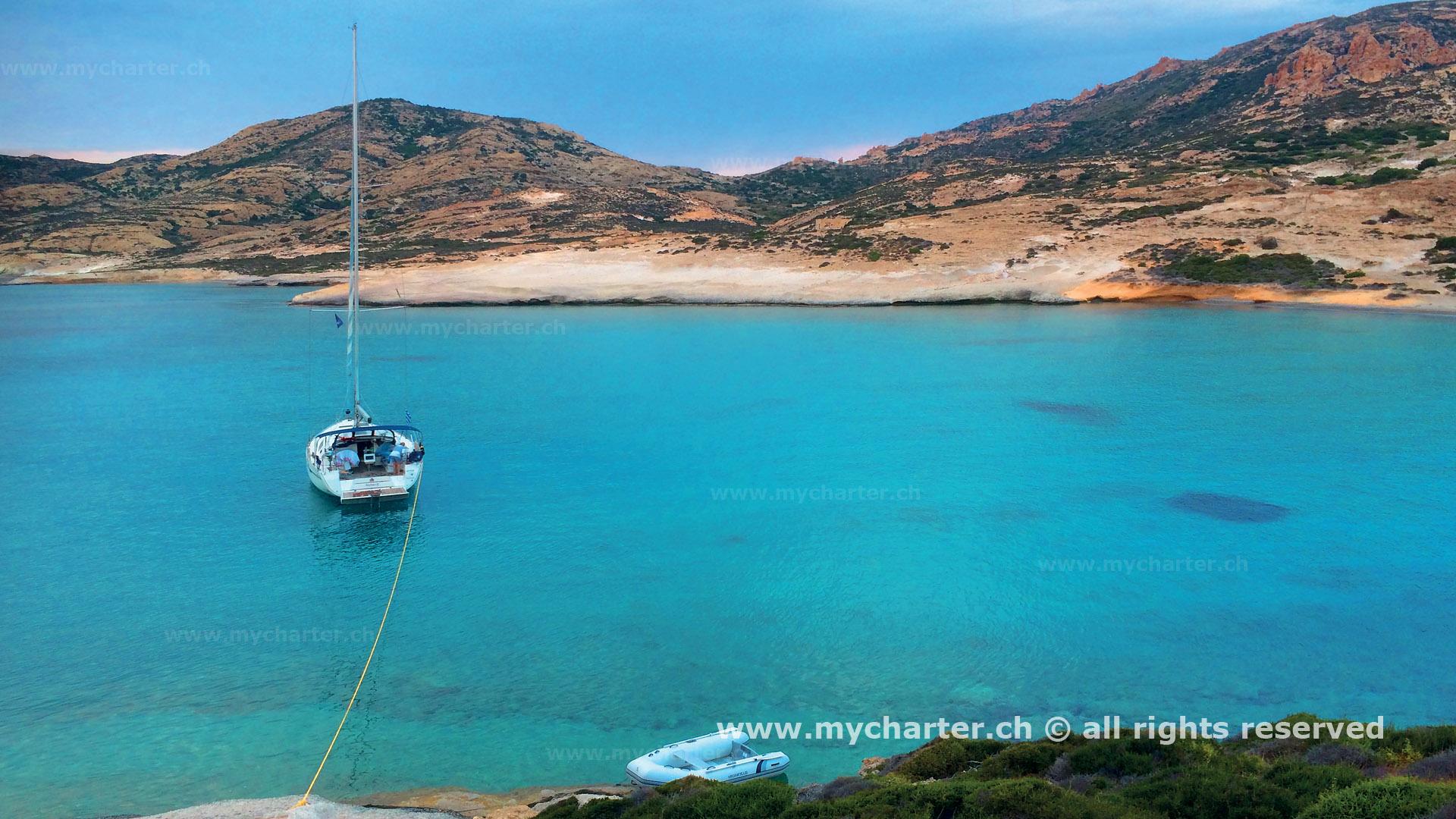 Griechenland - Polyegos