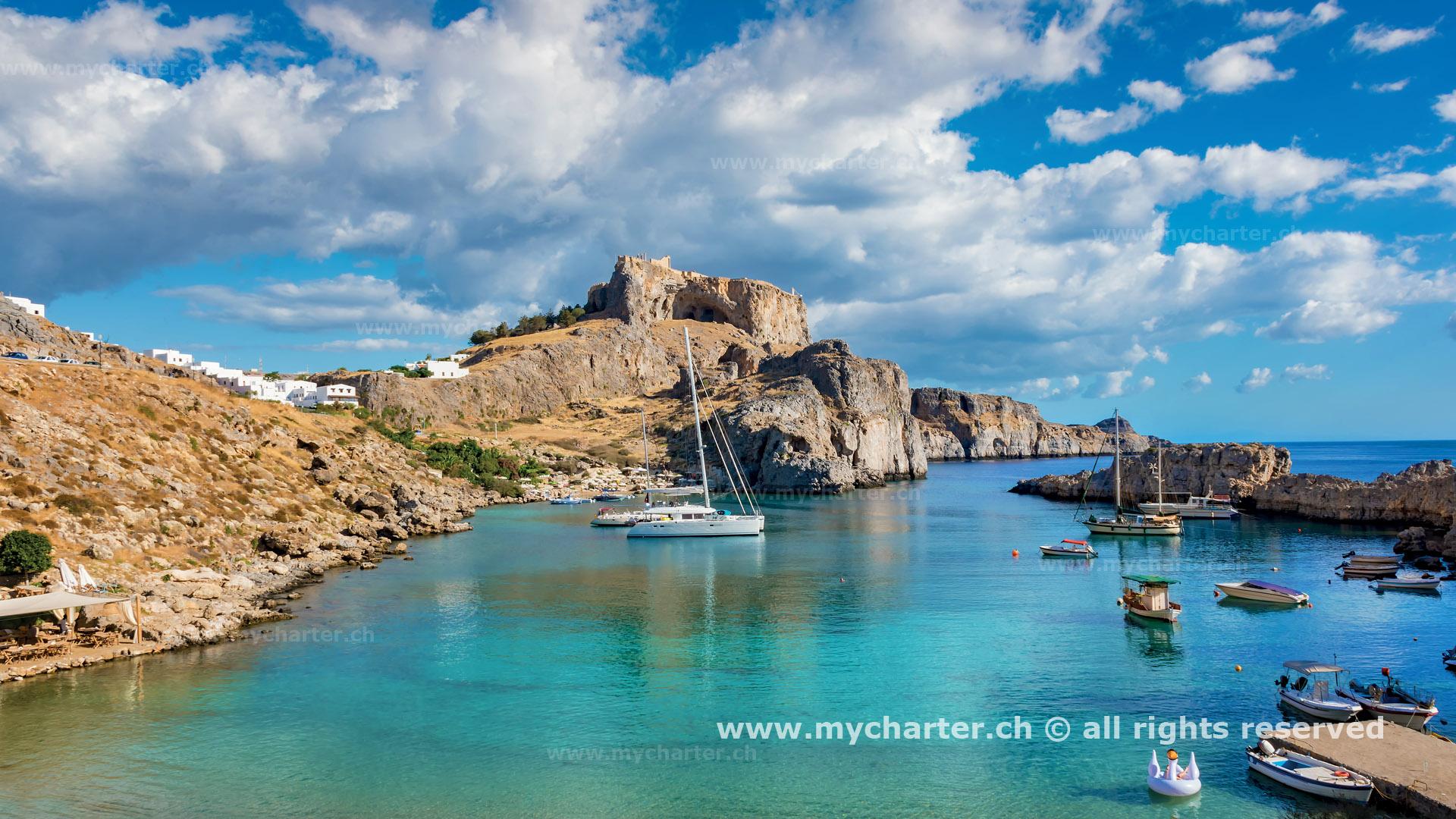 Griechenland - Rhodos