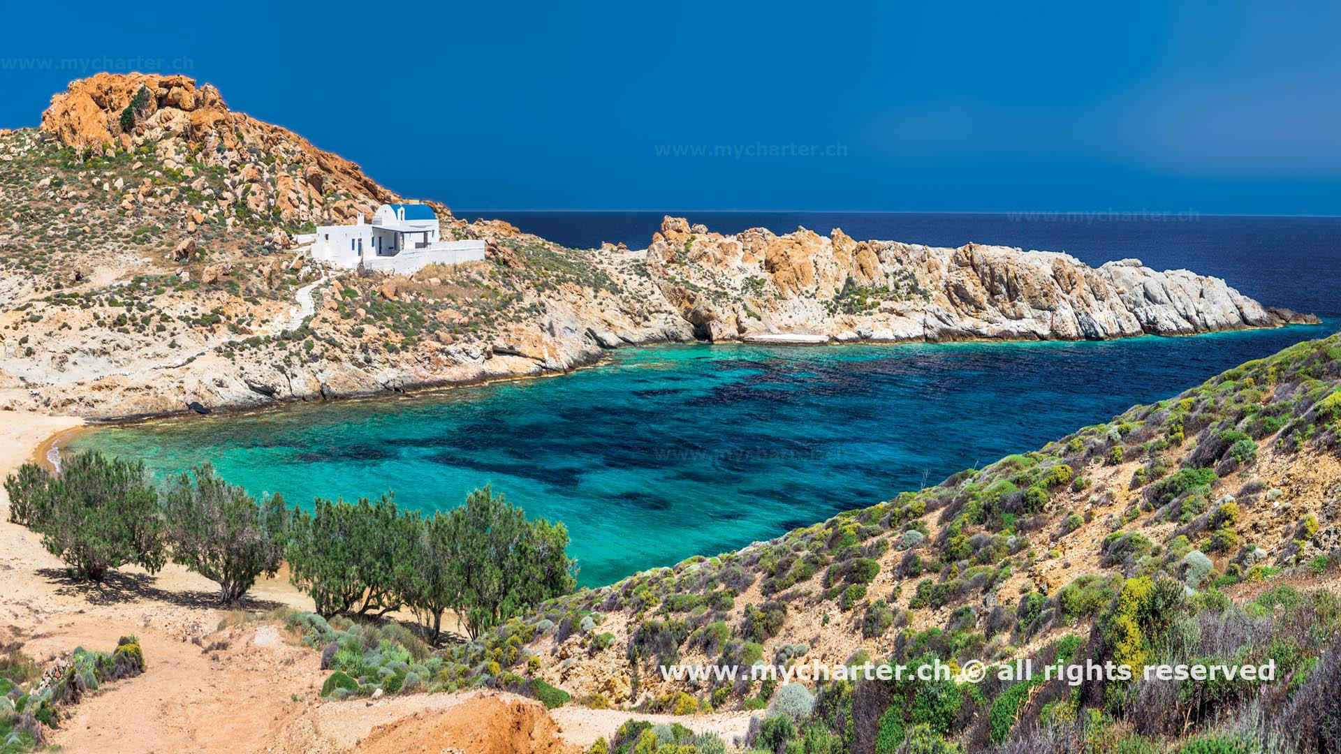 Griechenland - Sifnos