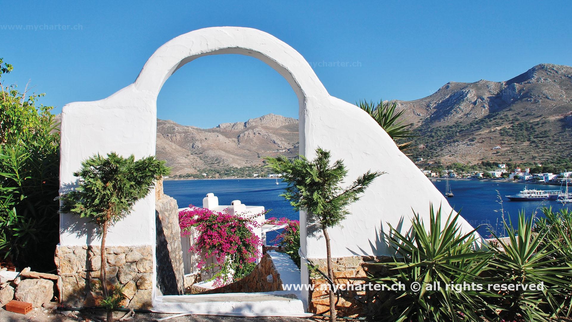 Griechenland - Tilos