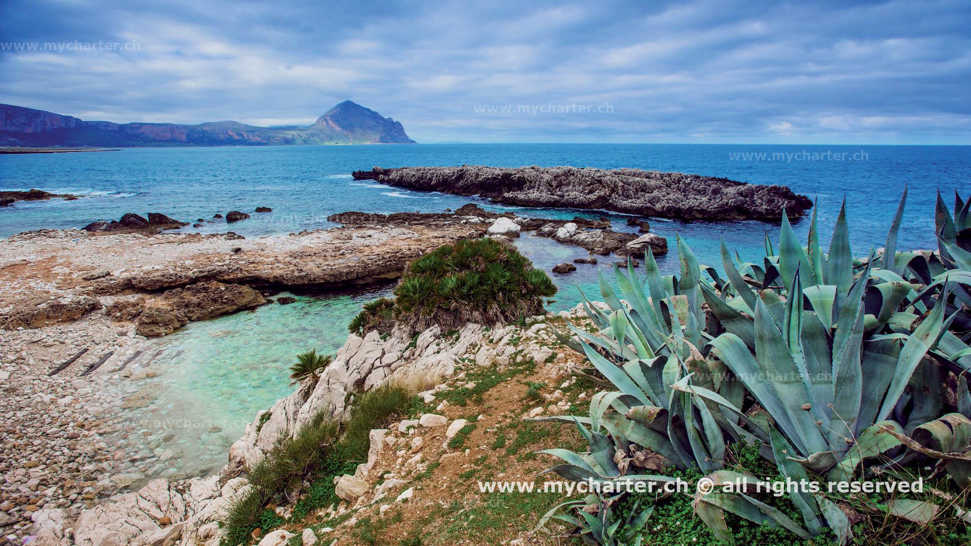 Sizilien - Capo Milazzo