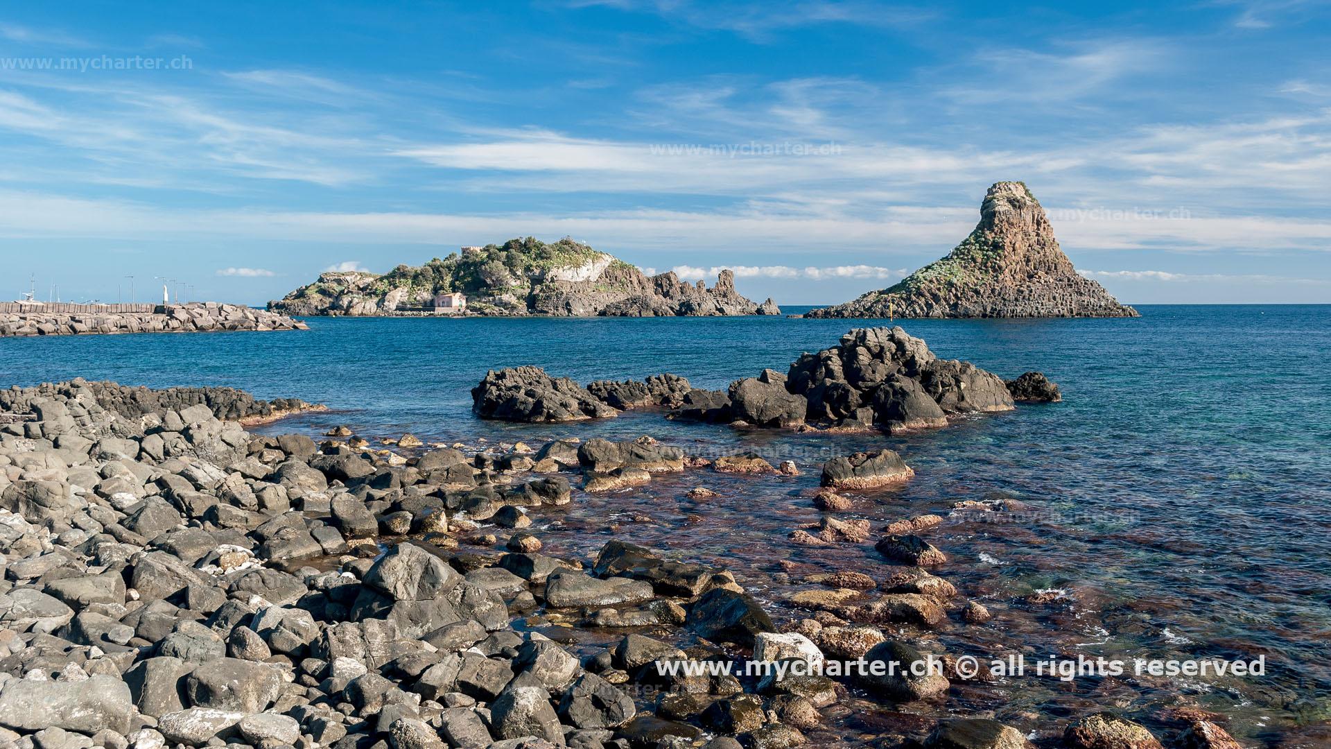 Sizilien - Isola Lachea