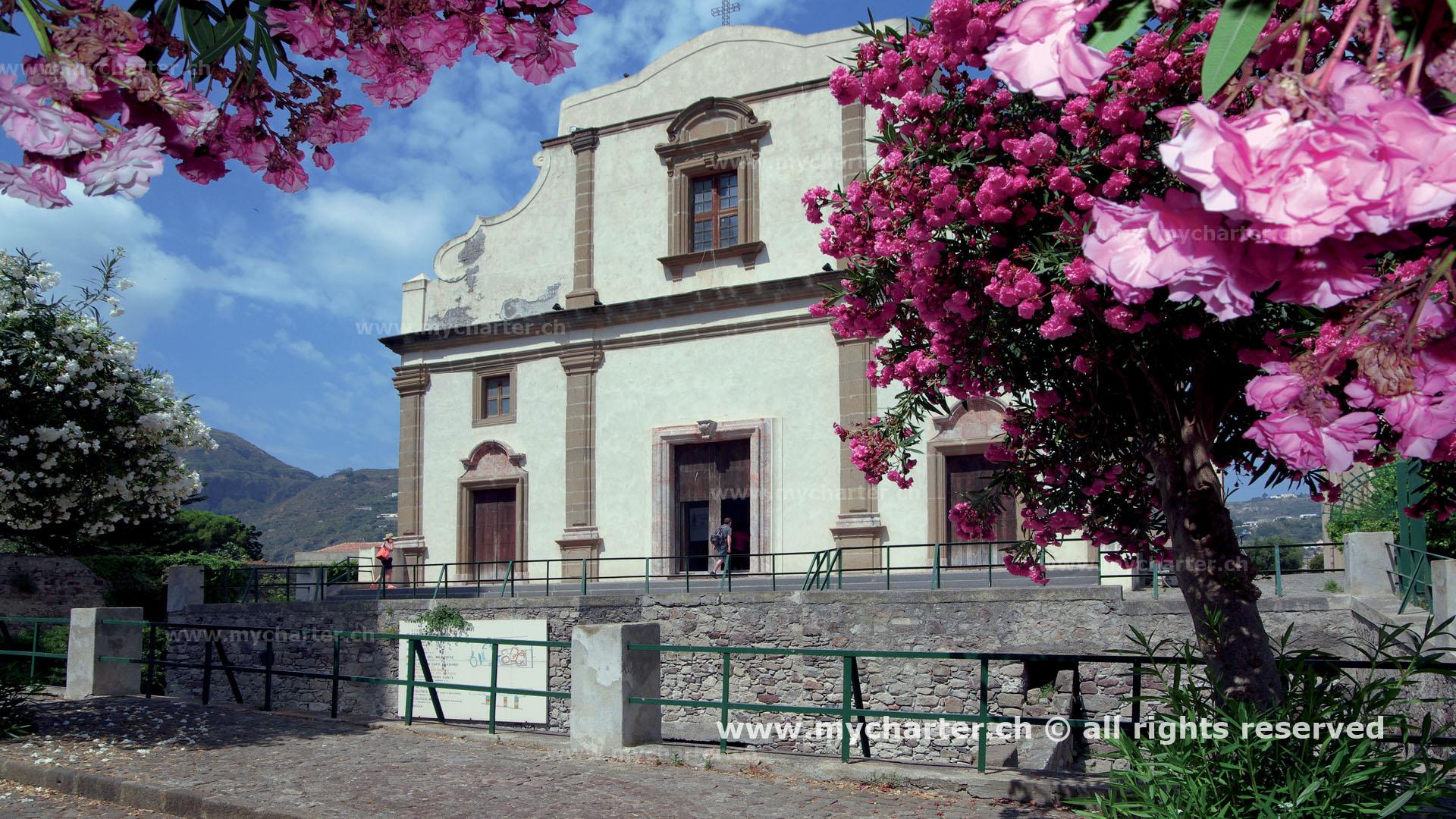 Sizilien - Isola Lipari
