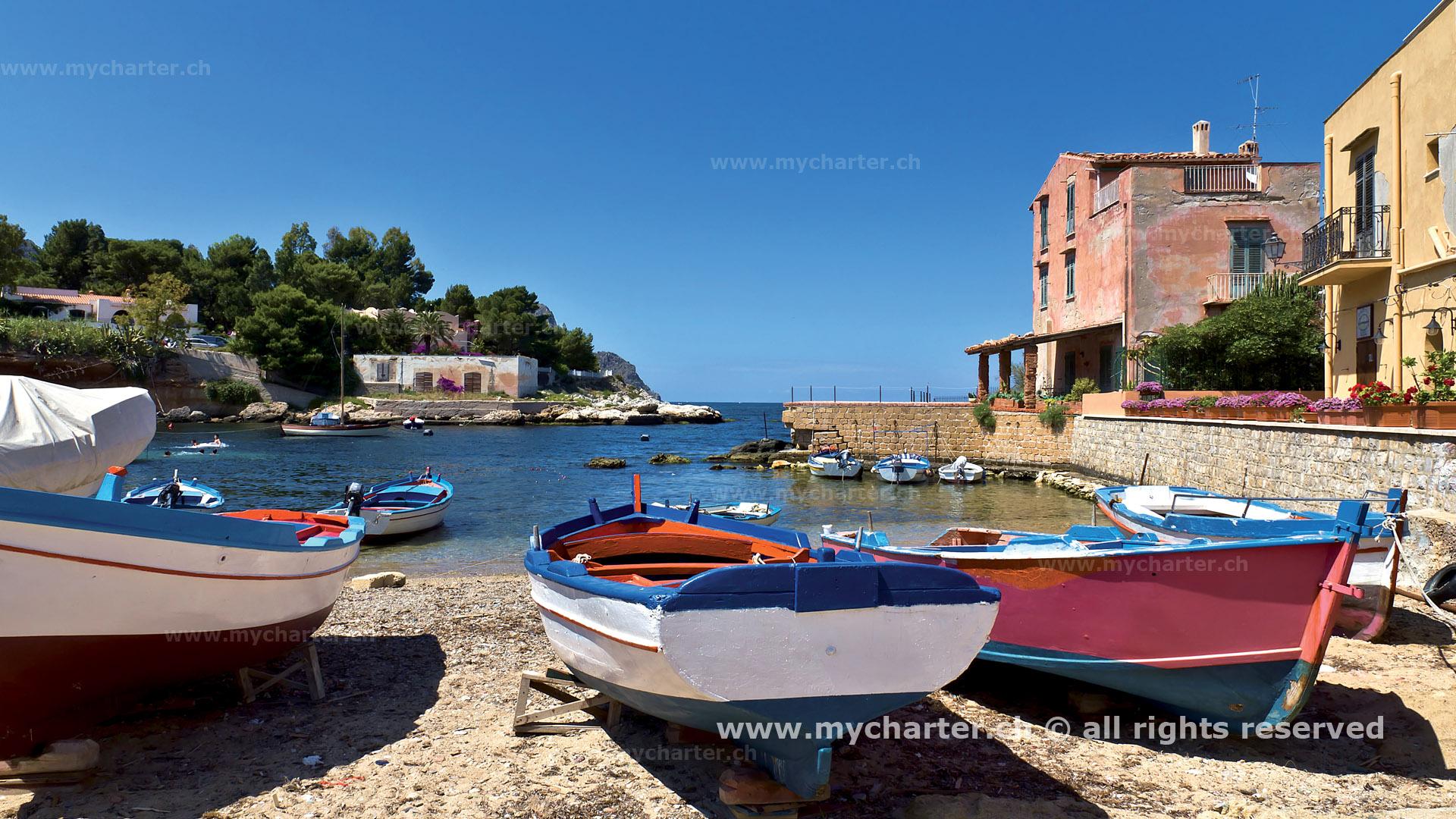 Sizilien - Porticello