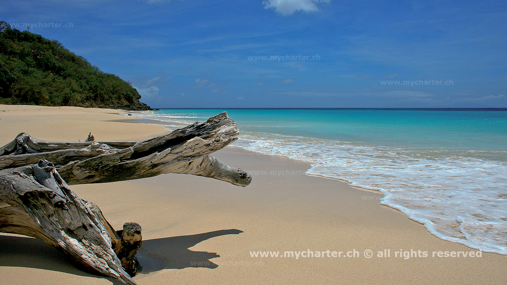 Antigua & Barbuda - Fryers Beach