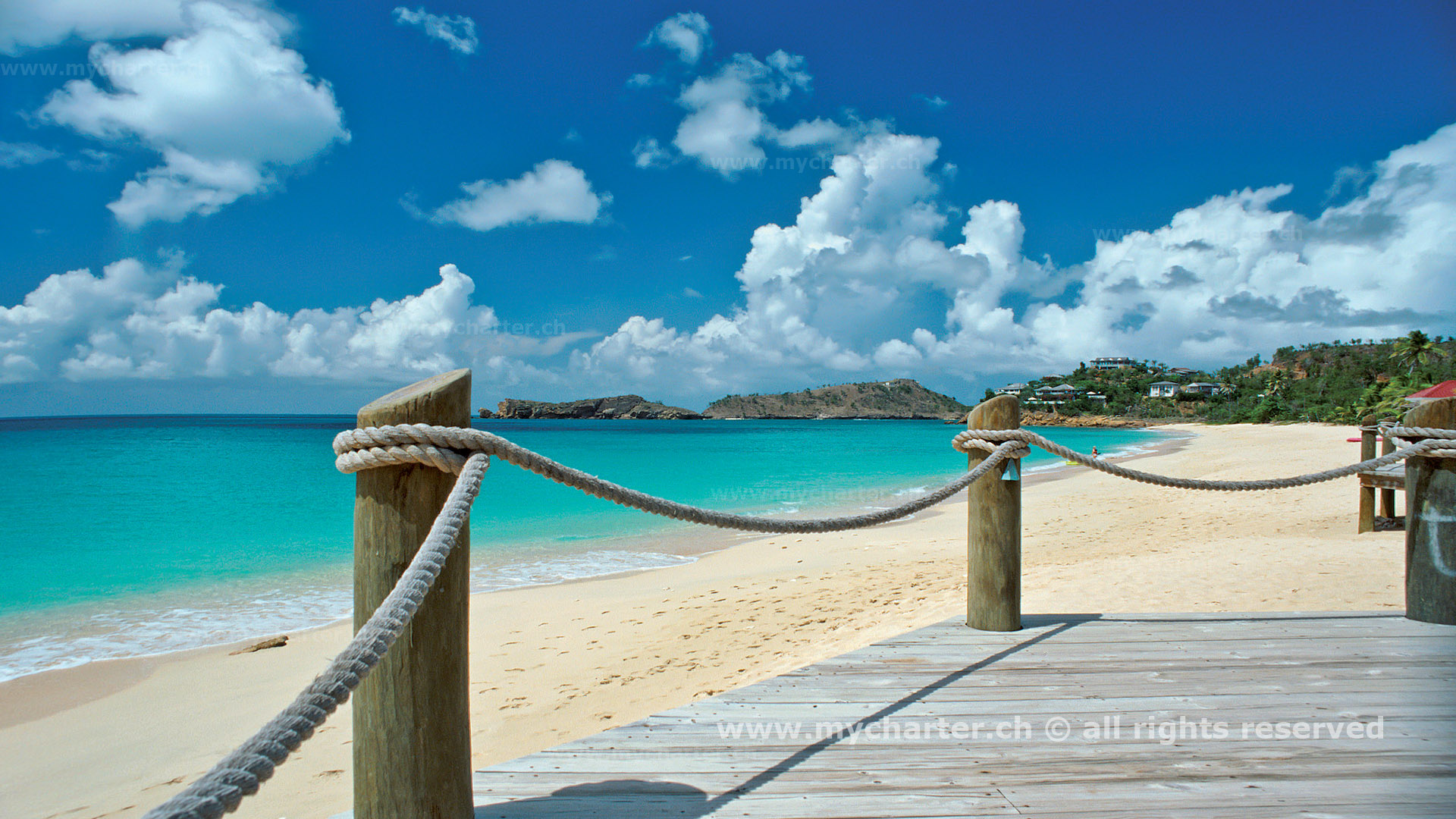 Antigua & Barbuda - Galley Bay