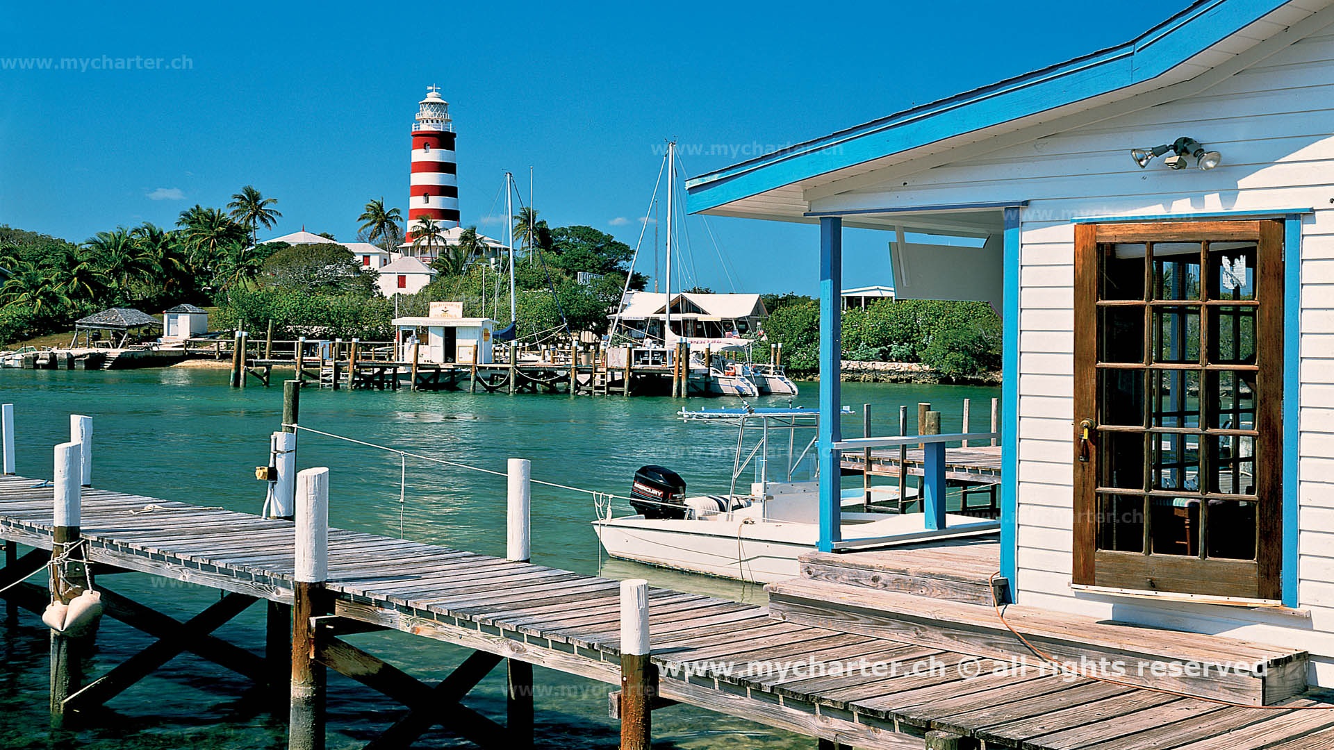 Bahamas - Hope Town of Elbow Cay - Abacos
