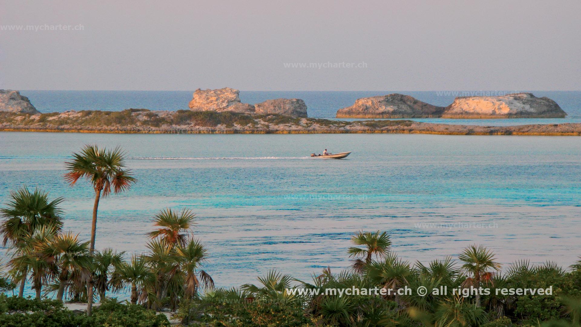 Bahamas - Staniel Cays - Exumas