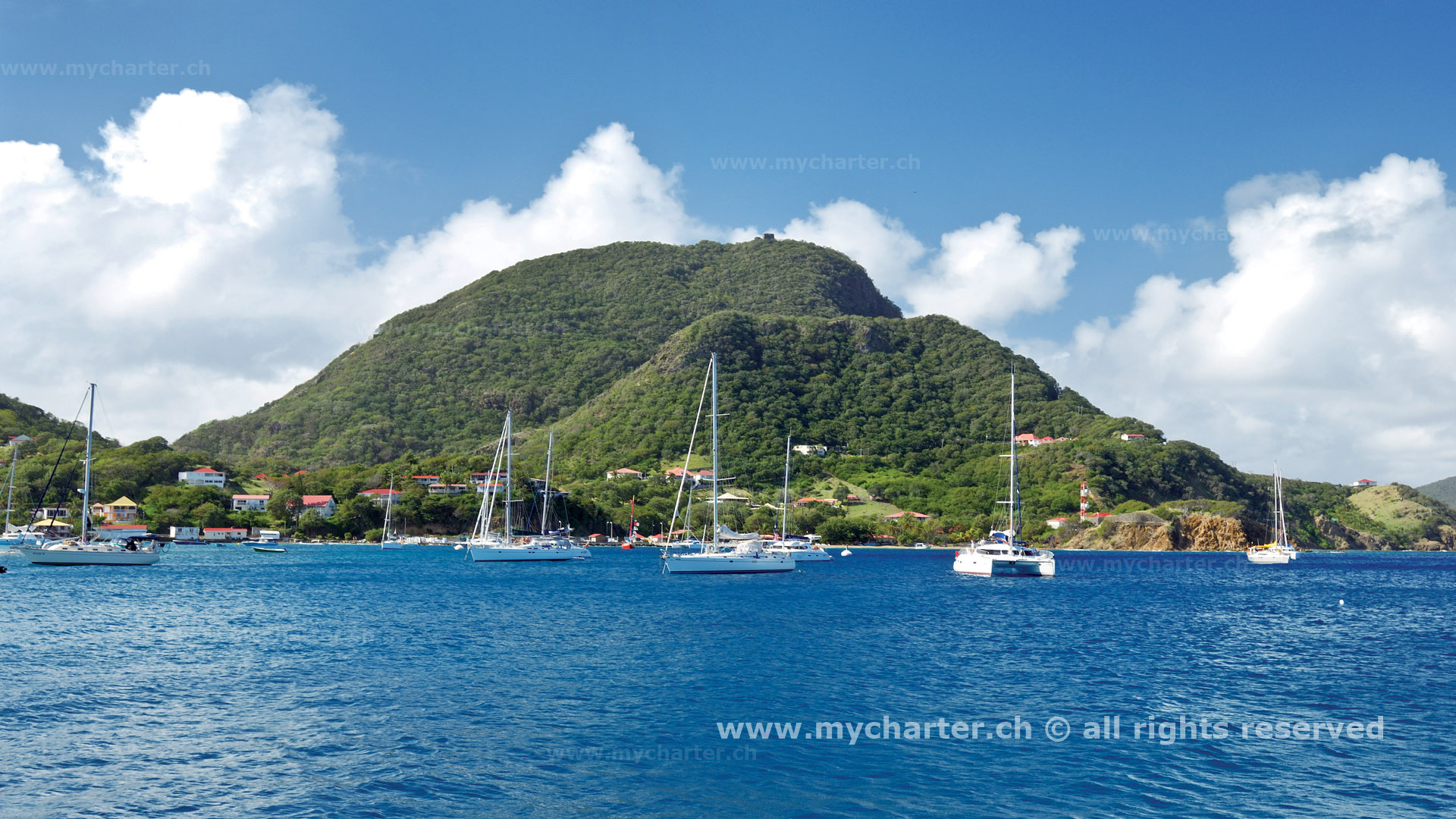 Guadeloupe - Archipel des Saintes