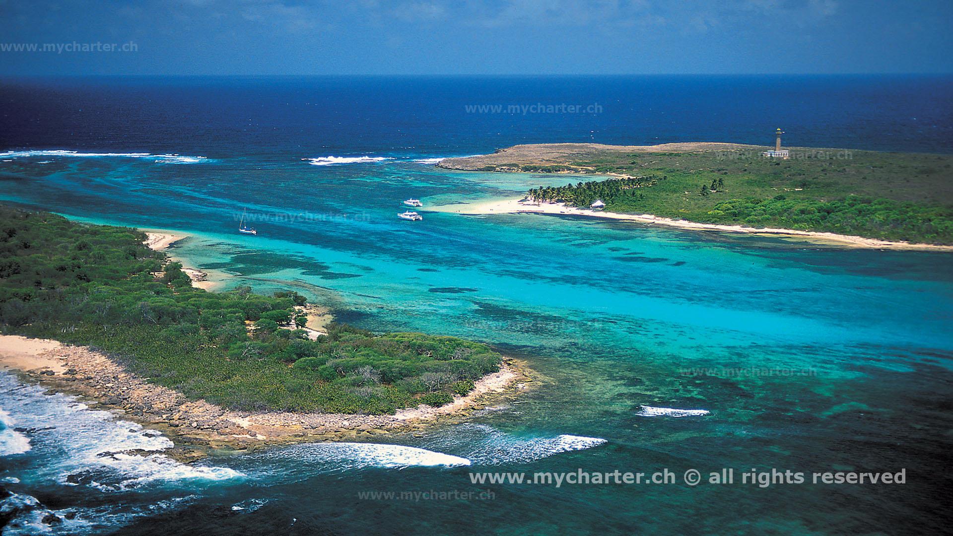 Guadeloupe - Petite Terre